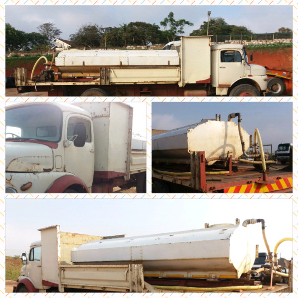 Mercedes 1113 Water tanker FOR SALE