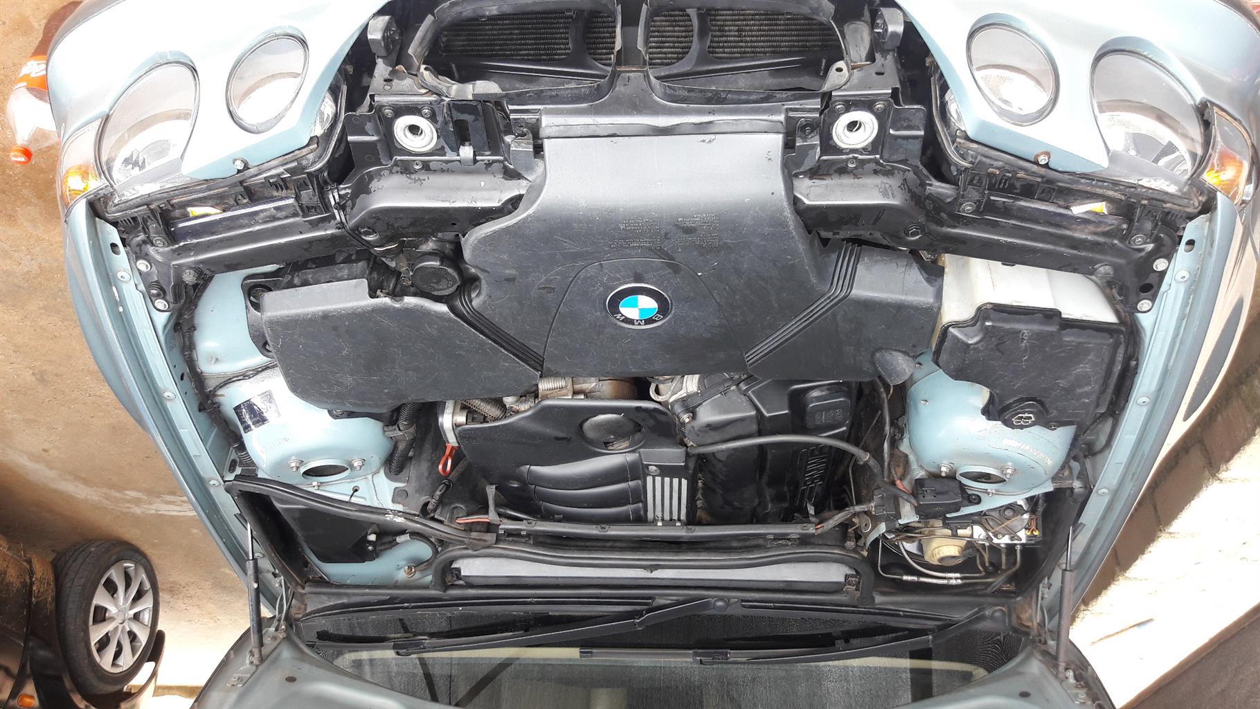 2003 BMW 3 Series 318i Sport Line auto