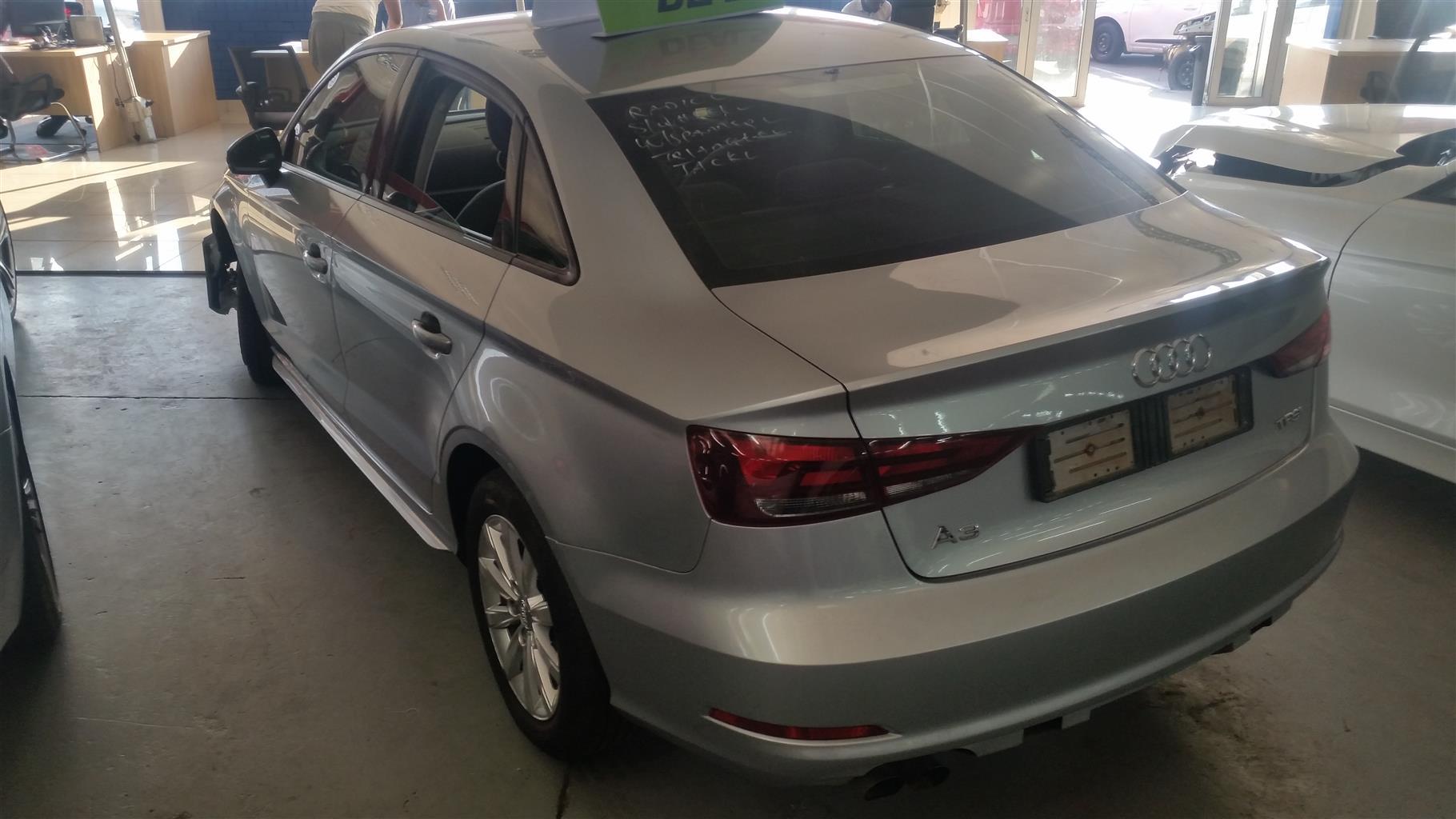 Audi A3 2015 1.4 TFSI ( REF AP25982)