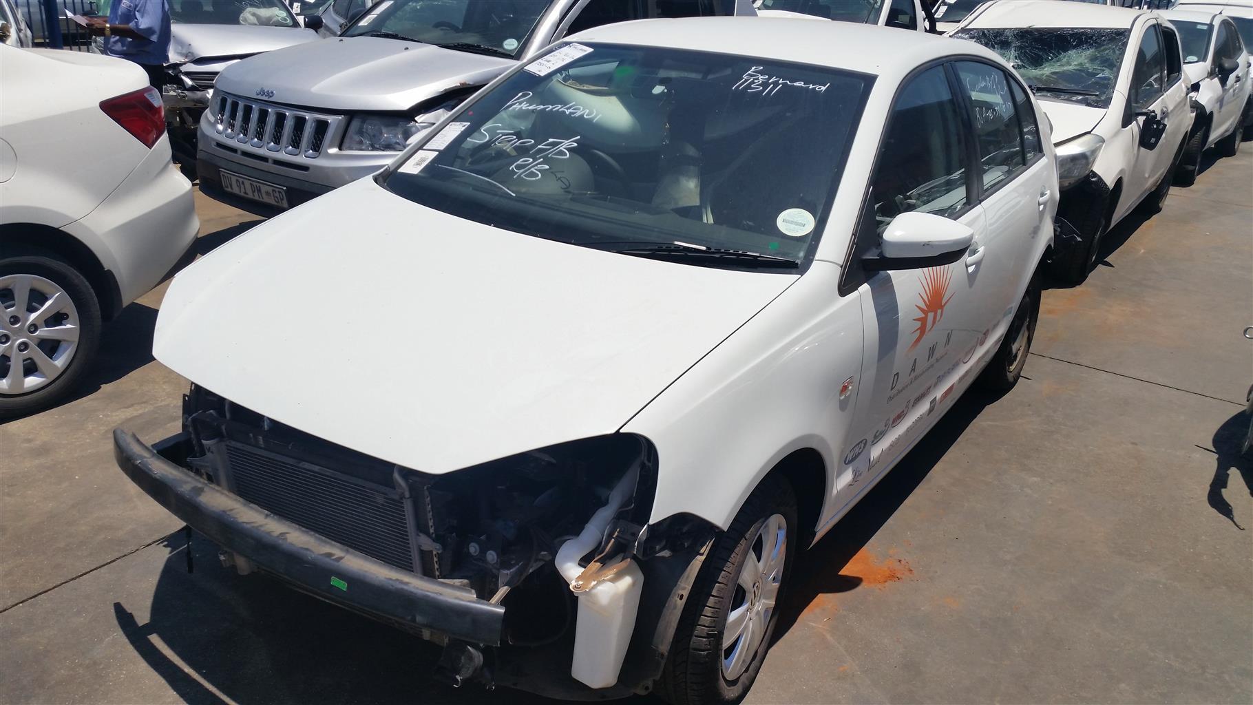 VW Polo Vivo 2017 1.4 T/L