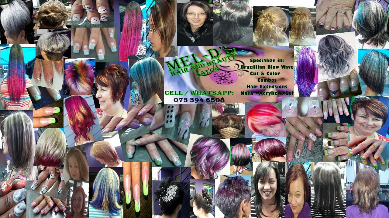 Mel-D' Hair and Beauty Salon
