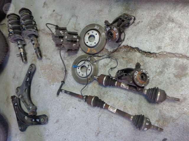 suspension parts for Citroen DS3