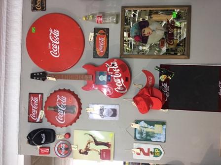 Coke Memorabilia From R40 Each