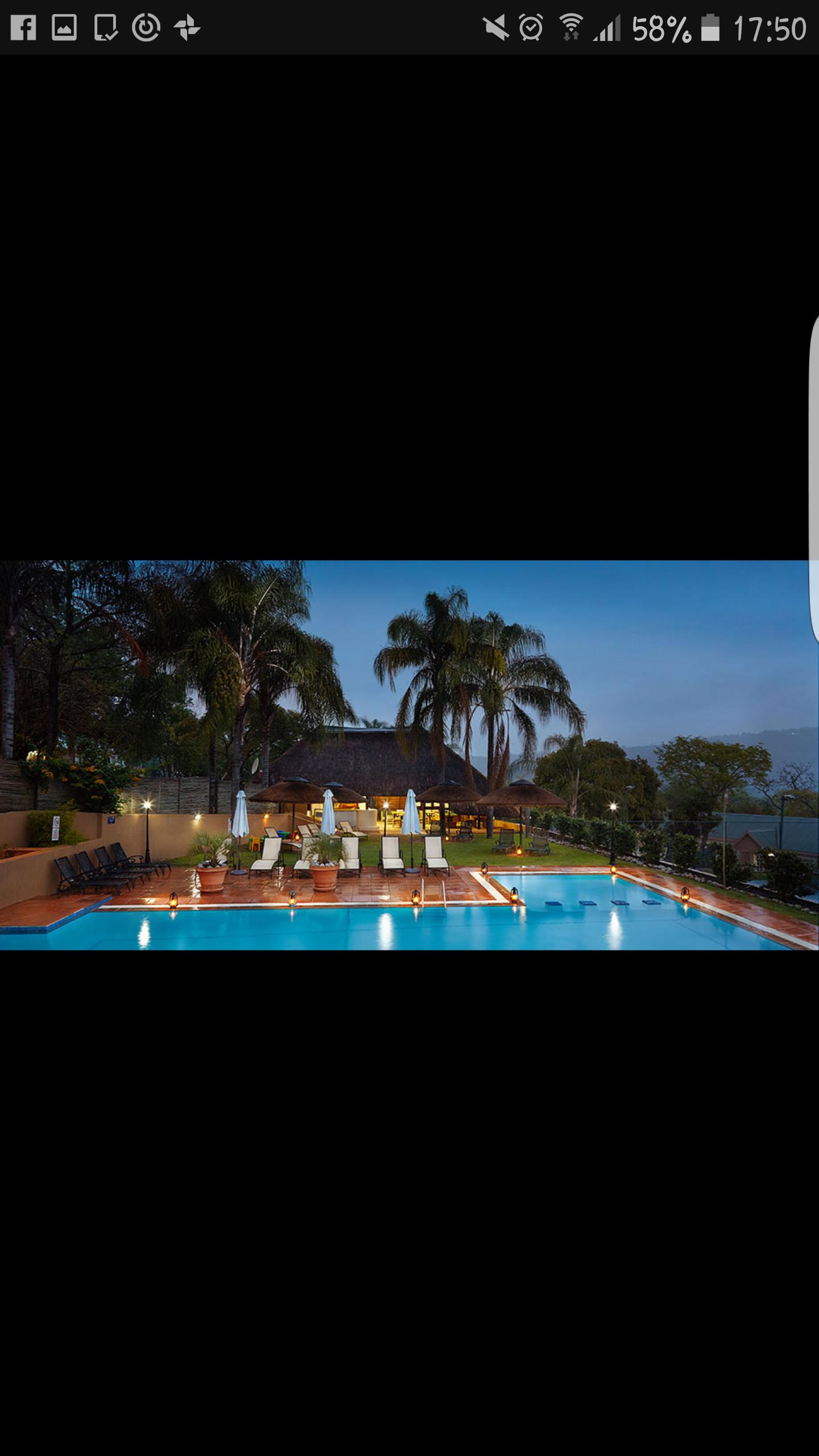 7 nights accommodation