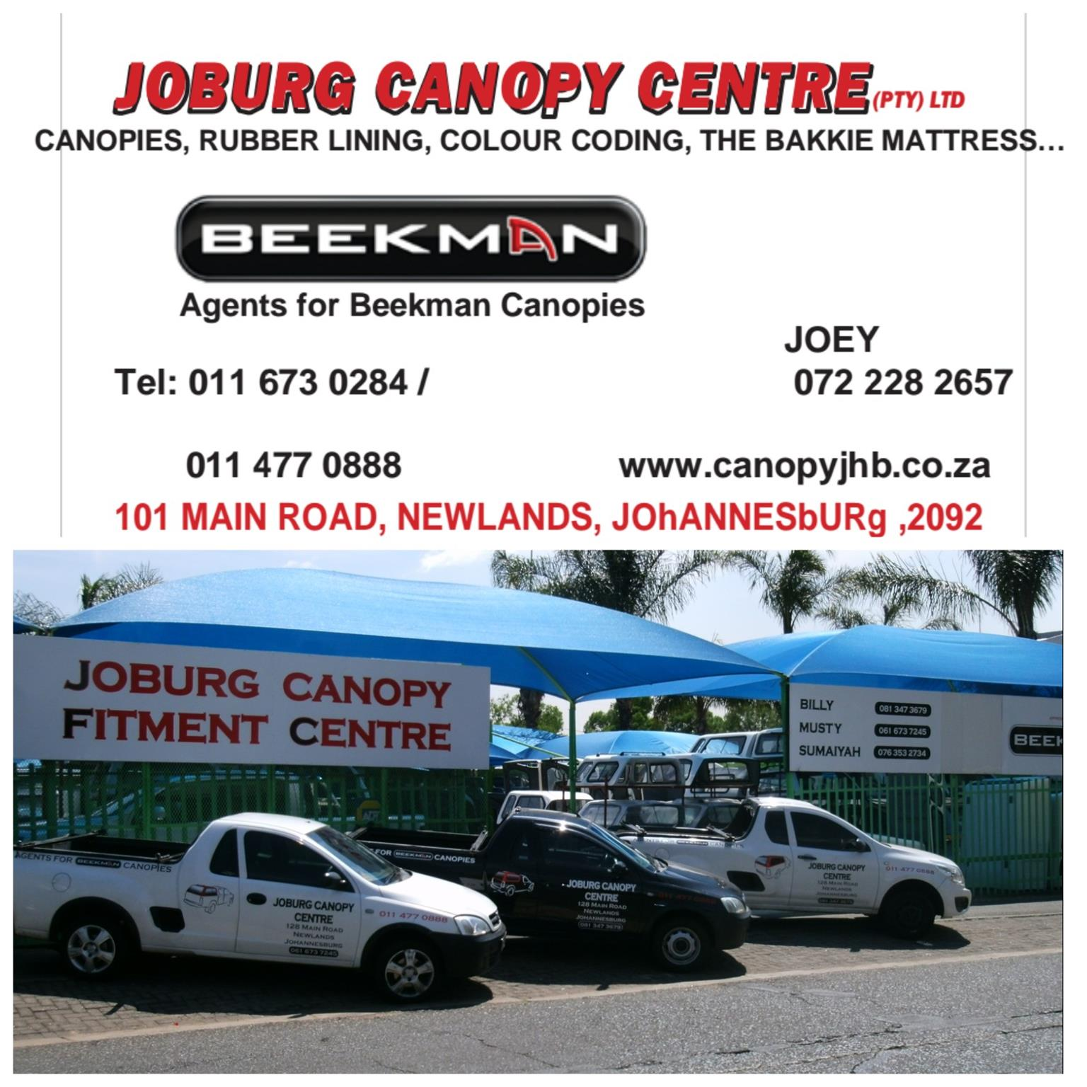 canopy new ford ranger t6 t7 lwb beekman executive