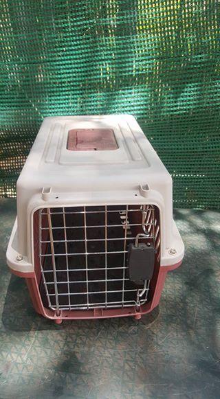 Klein travel-cage