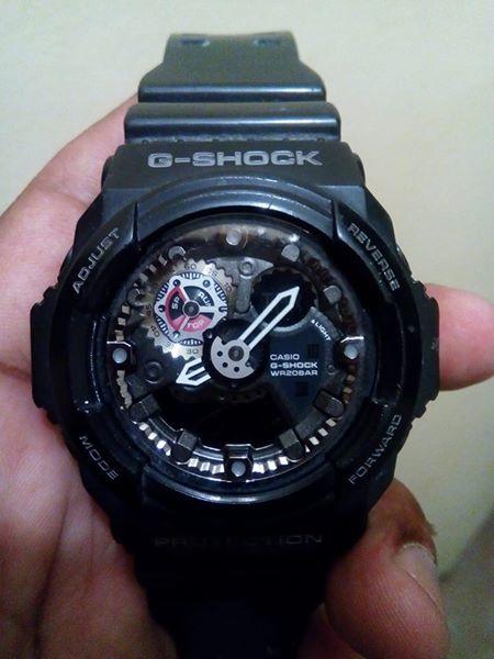 Casio g shock watch original