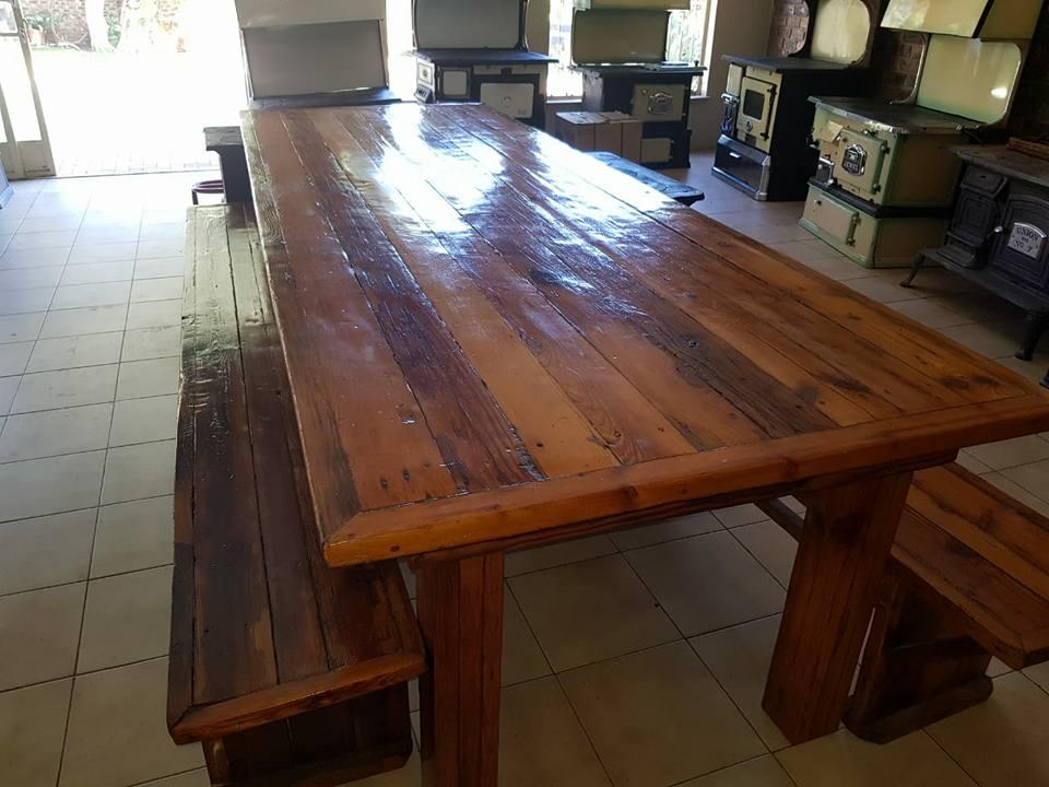 Oregon Pine Tafel
