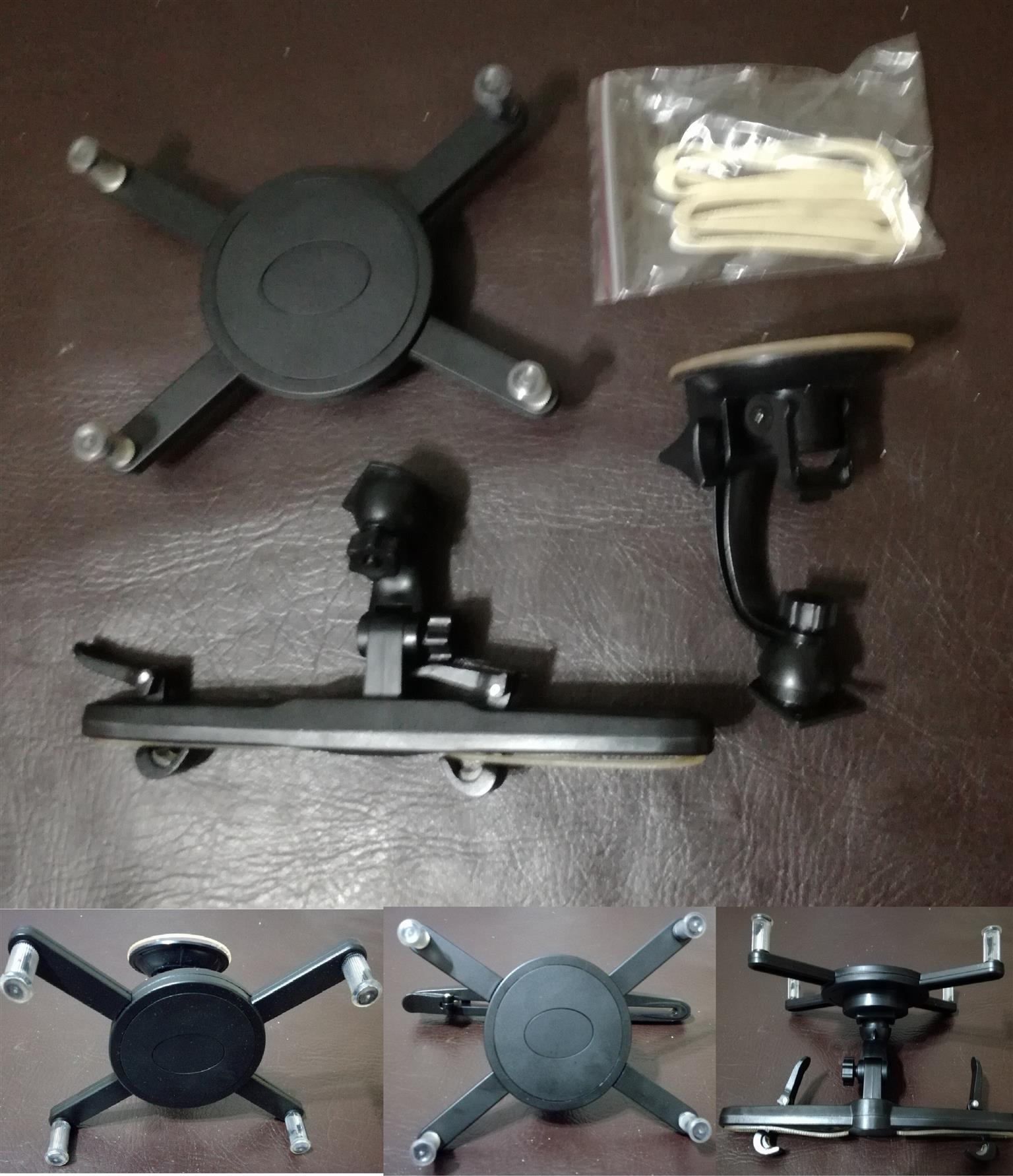 Stramm Adjustable Motor Car Tablet / Ipad Holder  QTY