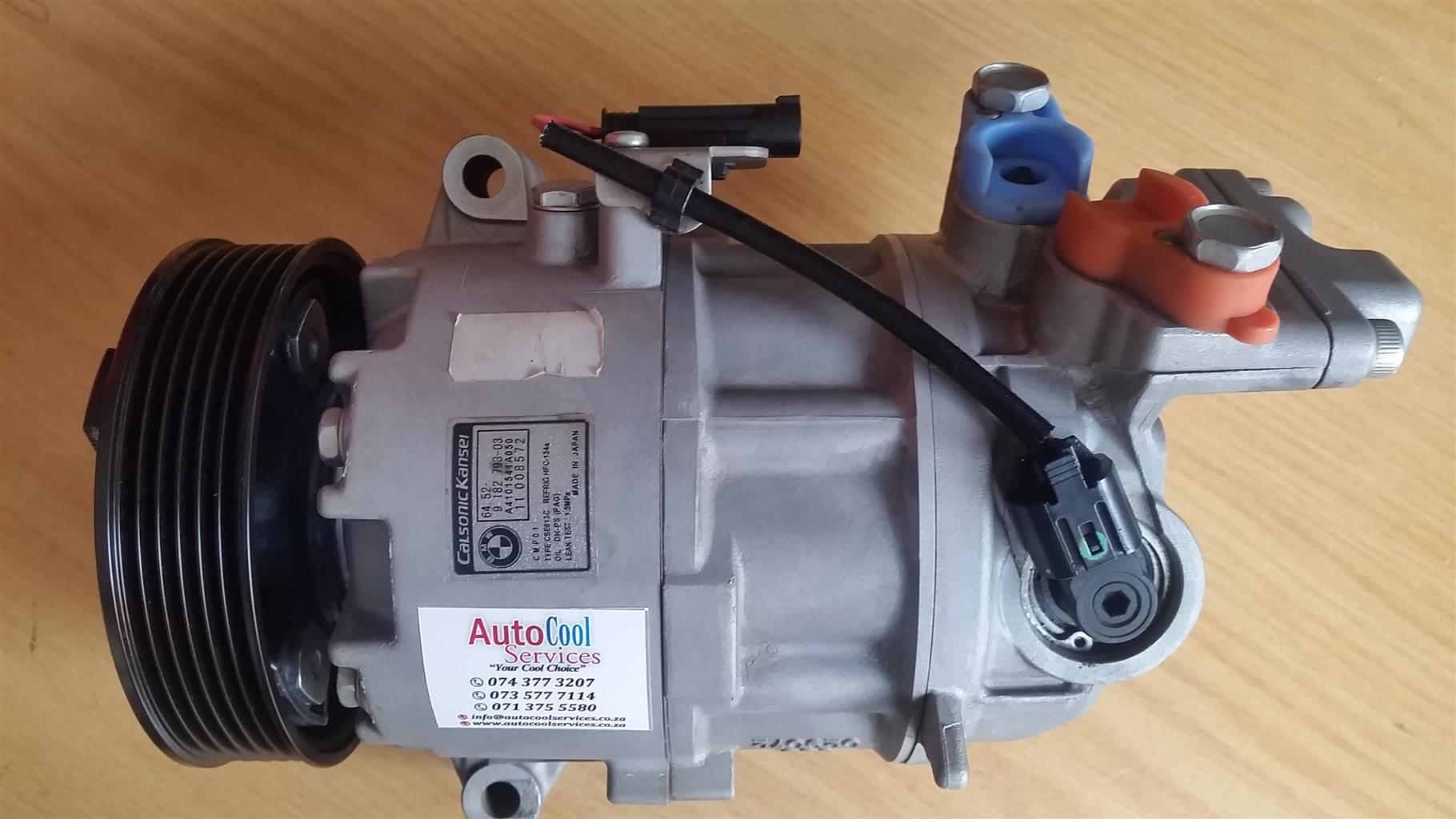 Automotive Aircon Components