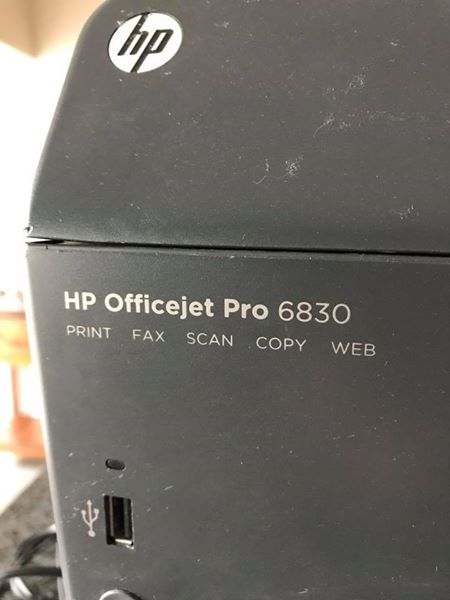 2 HP officejet printers