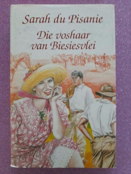 Die Voshaar Van Besiesvlei – Sarah Du Pisanie.