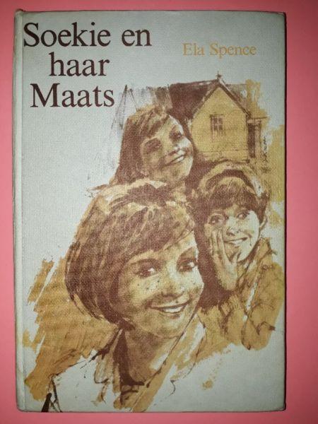 Soekie En Haar Maats - Ela Spence - Soekie Reeks #4.