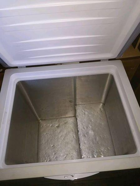 Defy deep freezer