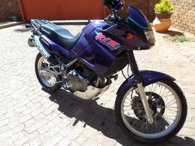 2005 Kawasaki KLE