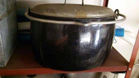 30 liter pot