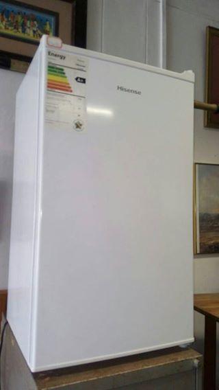 Hisence bar fridge
