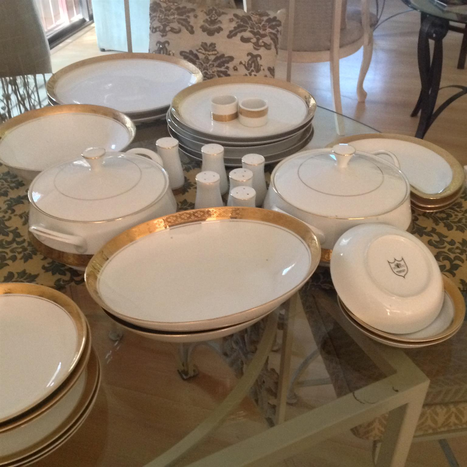 Dinner Set Presidential Collection