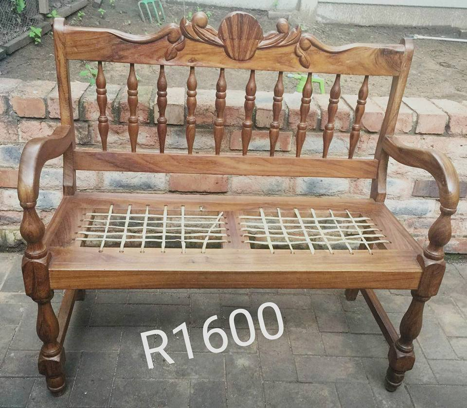 ANTIQUE WOODEN BENCH Antique Wooden Bench30