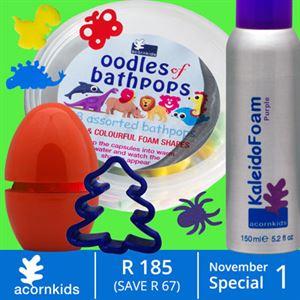 Acornkids November Special 1 - Suds Away