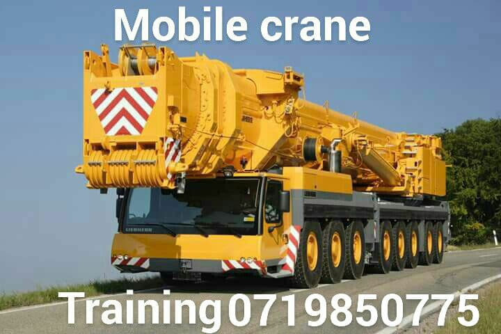 Miniprice Operator center Mobile crane Boilermaker Front end loader classes LHD scoop Drill rig training