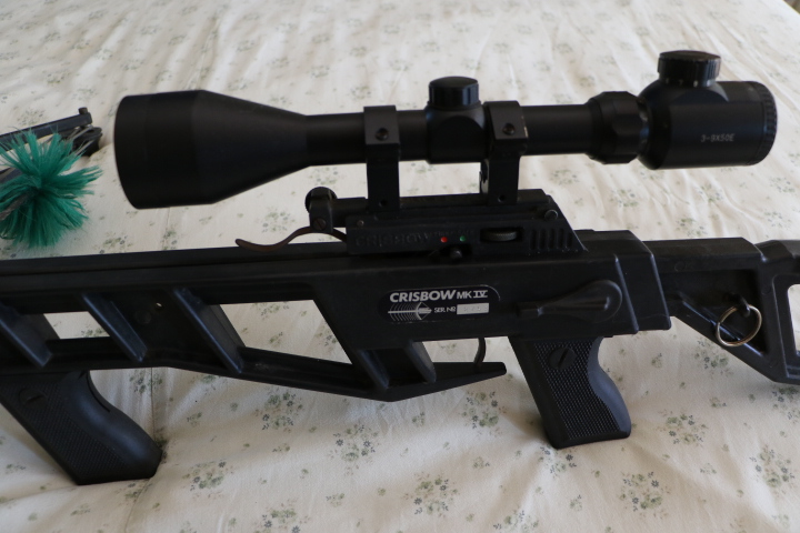CROSSBOW FOR SALE, 140LB pull, Not a TOY