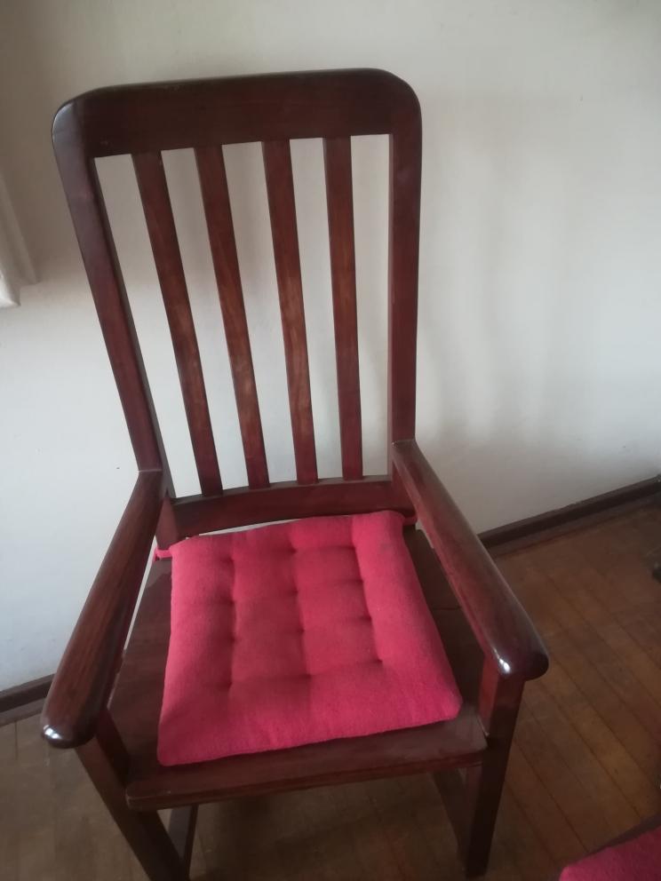 Dining Room suite 8 Seater Rhodesian Teek