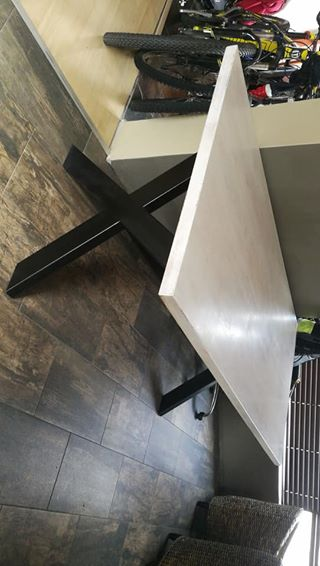 R 4 300 For Sale Solid Wood Ash Dining Table New R4300 Port Elizabeth
