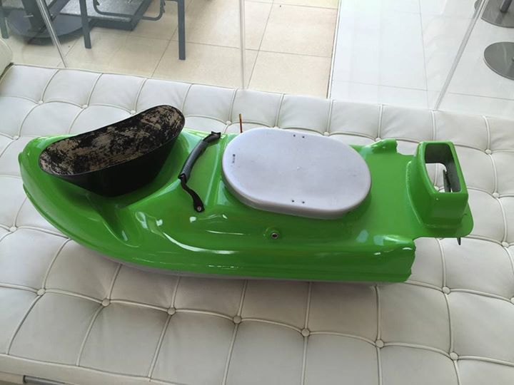 Camo 360 bait boat for sale
