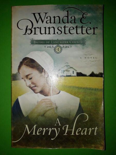 A Merry Heart - Wanda E. Brunstetter - Brides Of Lancaster Country #1.