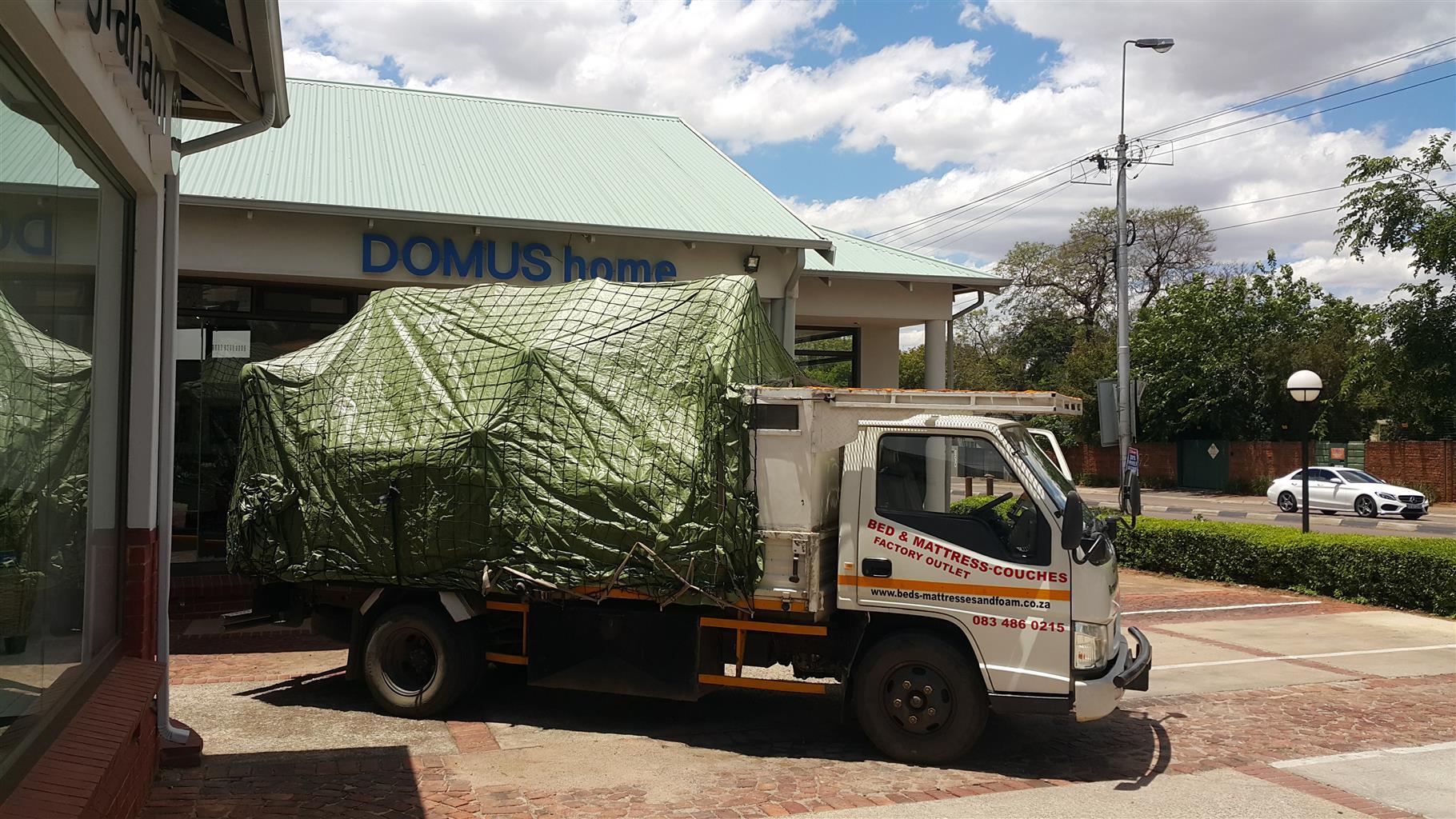 Removals Transport