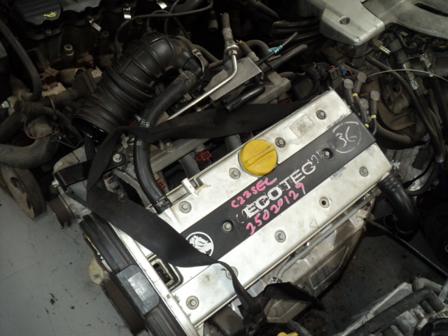 OPEL ASTRA 2.2 ENGINE (C22SE) R11000