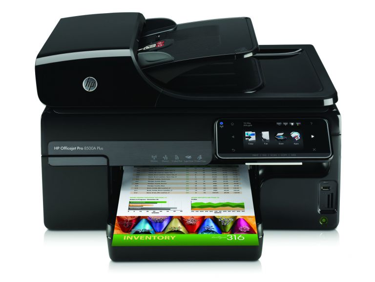 HP Officejet Pro 8500A Plus All-in-One