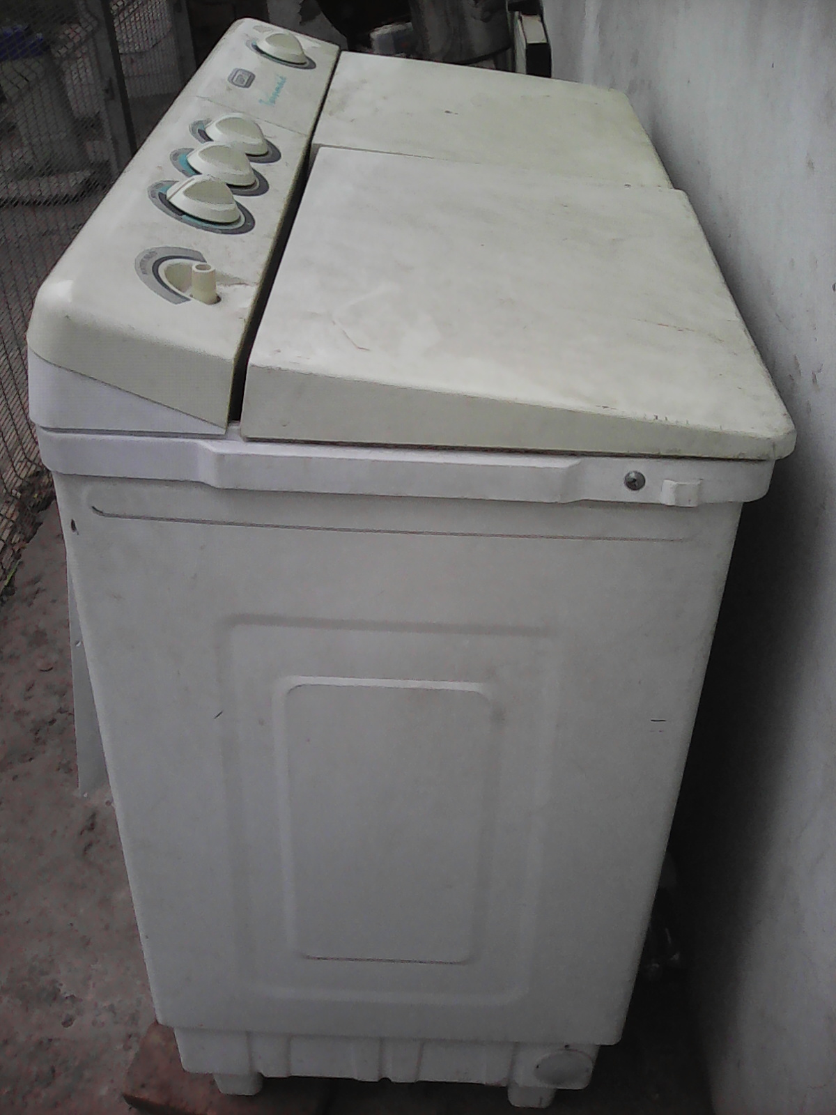 Defy Washing machine not working