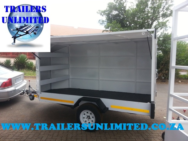 TRAILERS UNLIMITED.  THE PERFECT GIFT FOR YOUR BUSINESS.