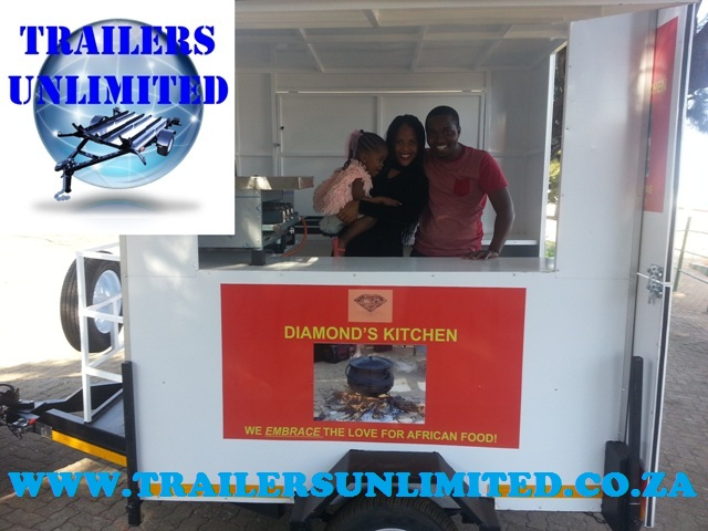 Diamonds Catering Unit