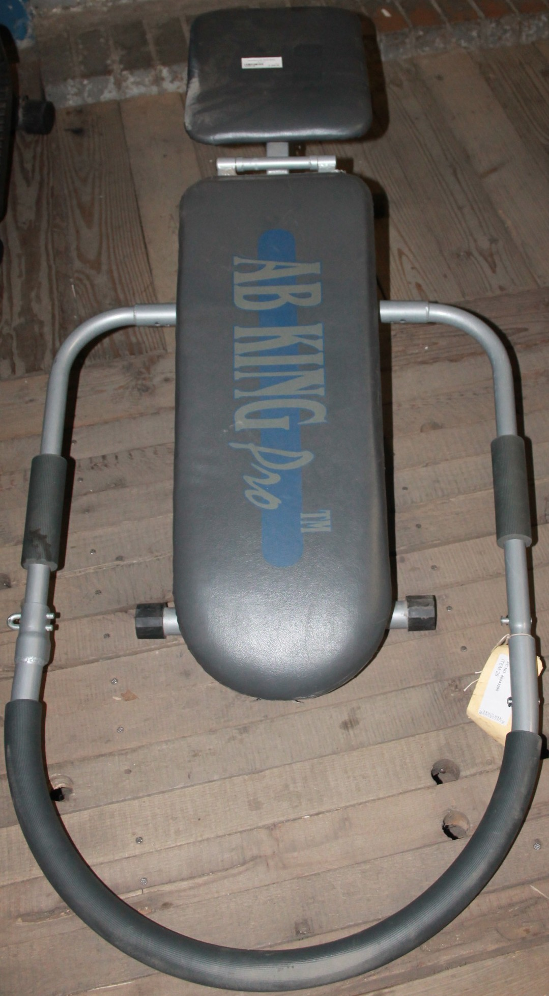 AB king sit up bench S026512e #Rosettenvillepawnshop