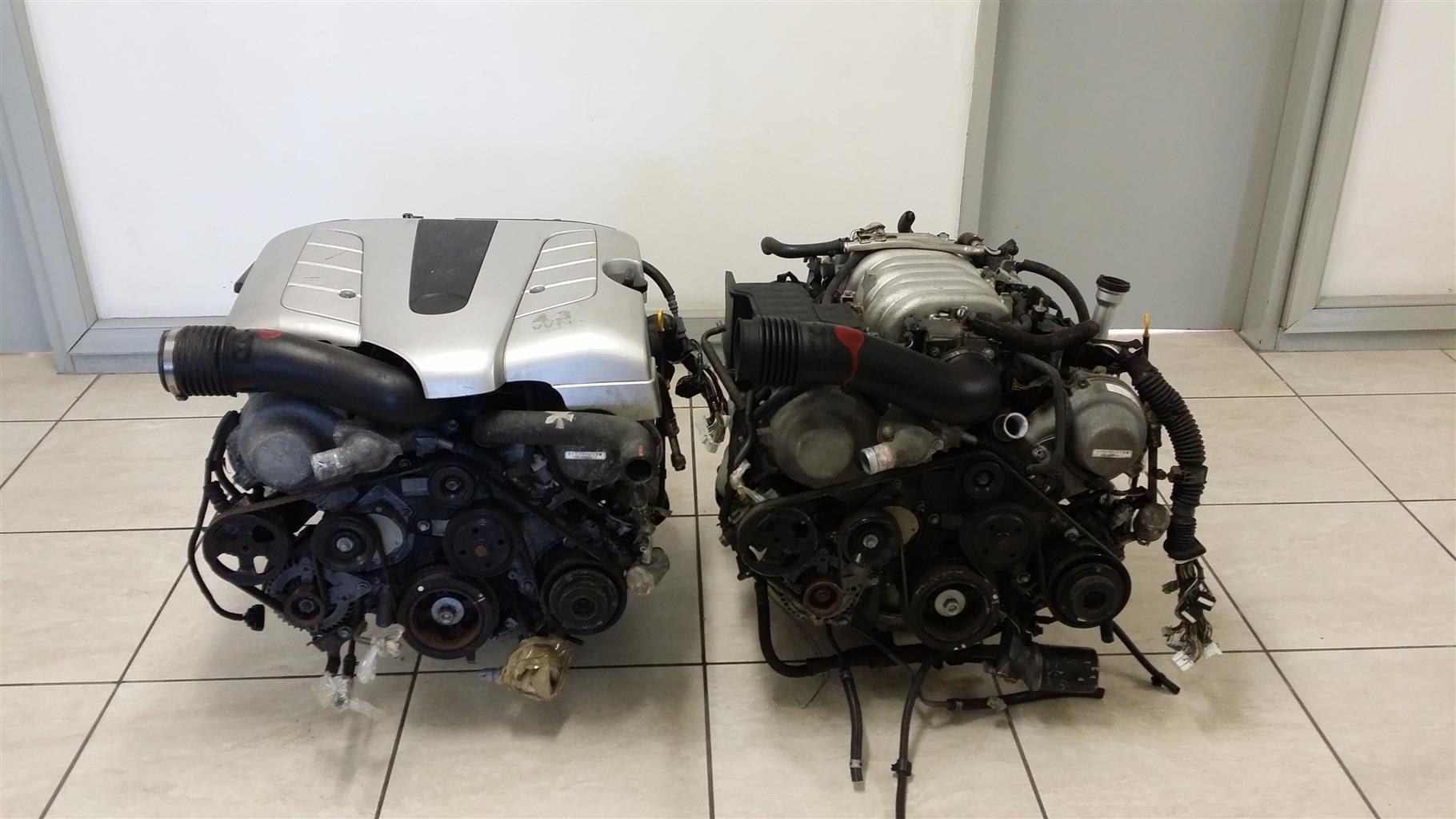 LEXUS V8 ENGINES FOR SALE @ LEXTREME!! 1UZ 4,0L and 3UZ 4