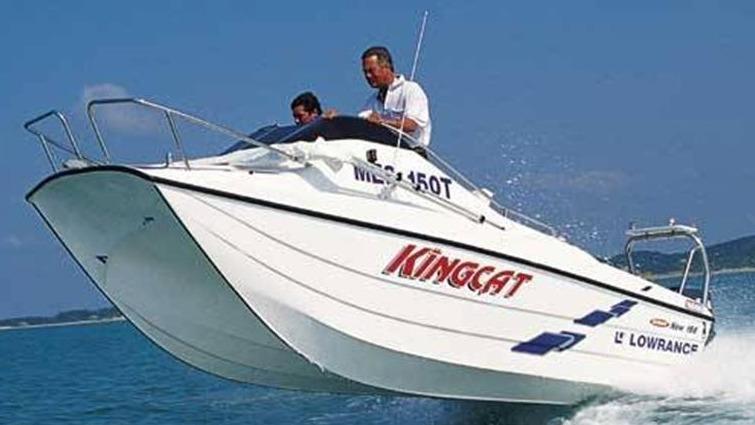 Z-CRAFT Kingcat 16,6 - WANTED