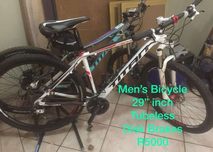 Men's Bicycle - 29 inch,