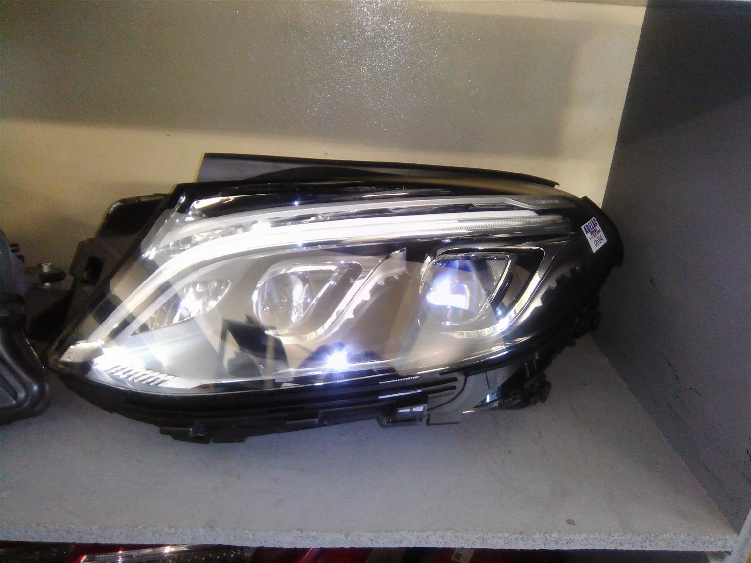 MERCEDES BENZ  ML W166 HEADLAMP XENON AVAILABLE