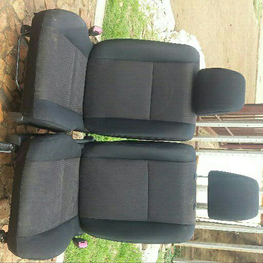 Toyota Avanza Seats