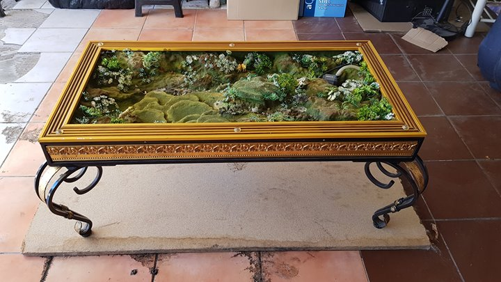 Imported Lounge Table