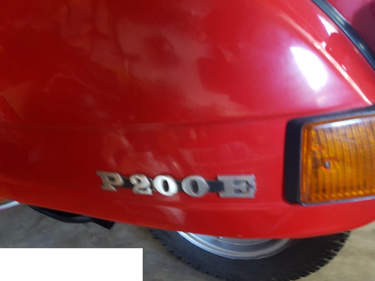 1978 Vespa GT200