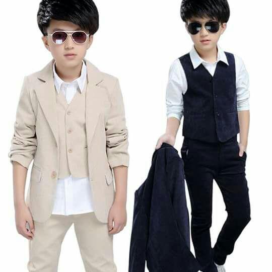 Boys 3pce suit
