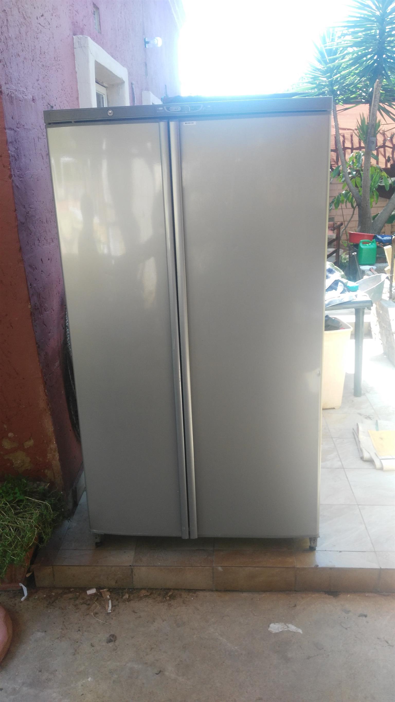 Defy frost free double door fridge freezer