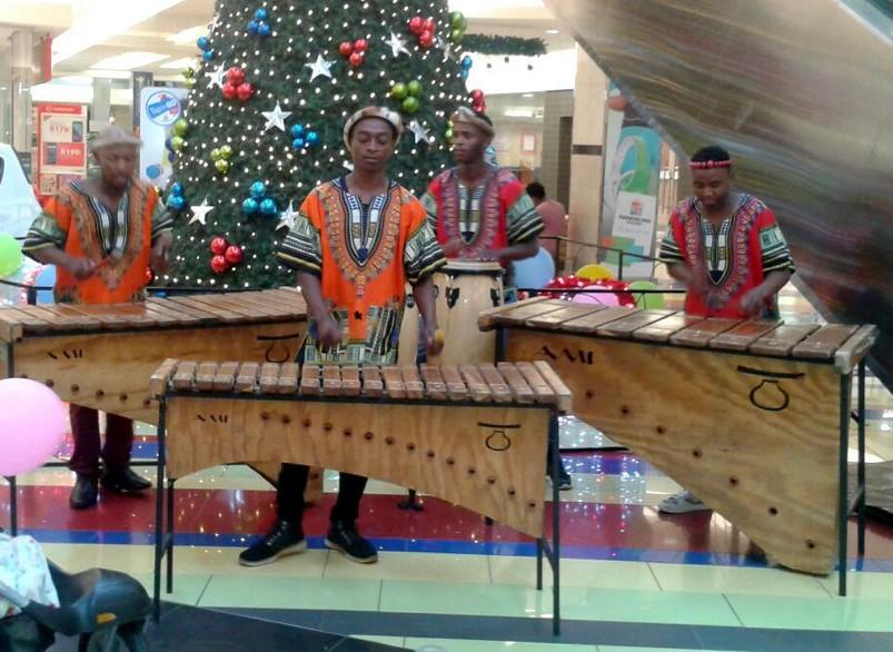 Magic Marimbas - The Soul of Africa!