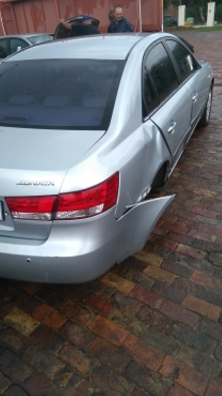 Hyundai Sonata 2.4 G4KC 2006 model now for stripping of parts.