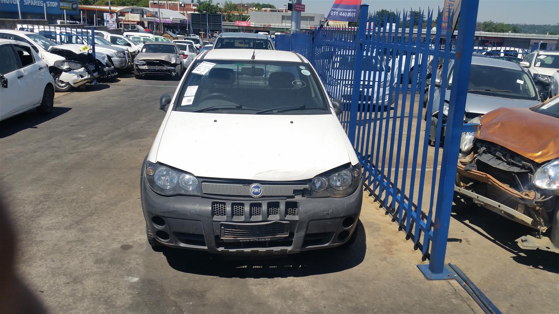 Fiat Strada 2007 1.2 EL A/C (REF R26034)