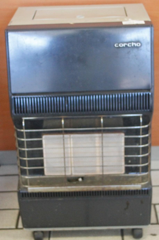 Corcho gas heater S025723a #Rosettenvillepawnshop